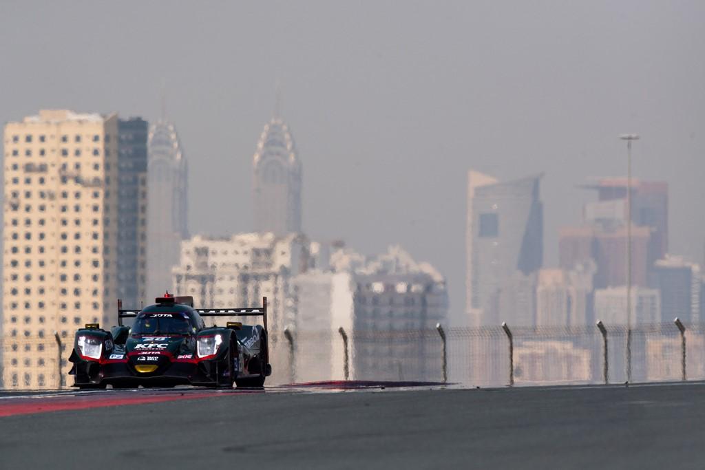 ASIAN LE MANS SERIES 2021 I DUBAI AUTODROME I TESTING DAY 1