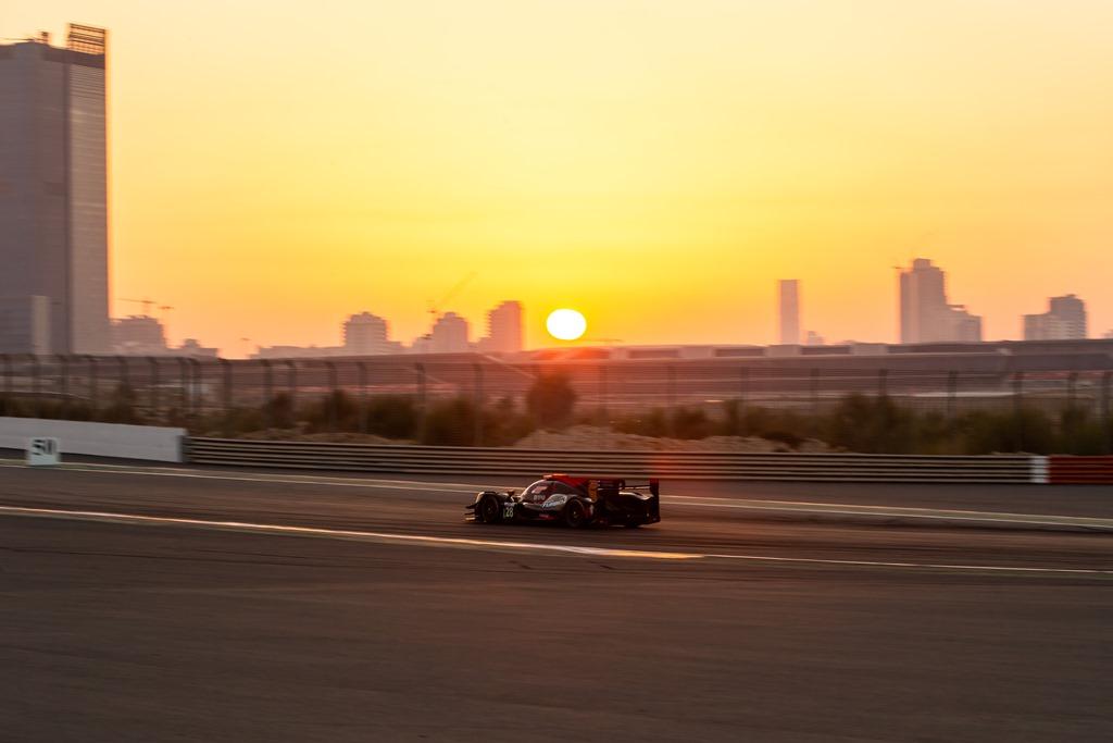ASIAN LE MANS SERIES 2021 I DUBAI AUTODROME I FREE PRACTICE