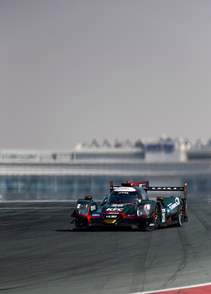 ASIAN LE MANS SERIES 2021 I DUBAI AUTODROME I RACE 1