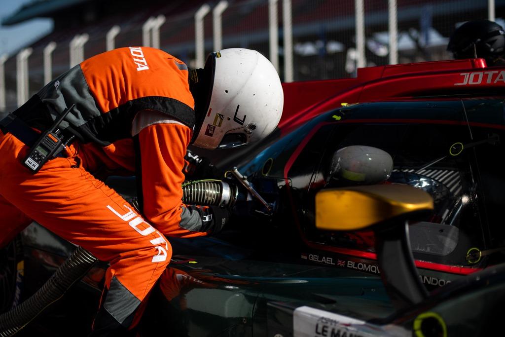 ASIAN LE MANS SERIES 2021 I DUBAI AUTODROME I RACE 2