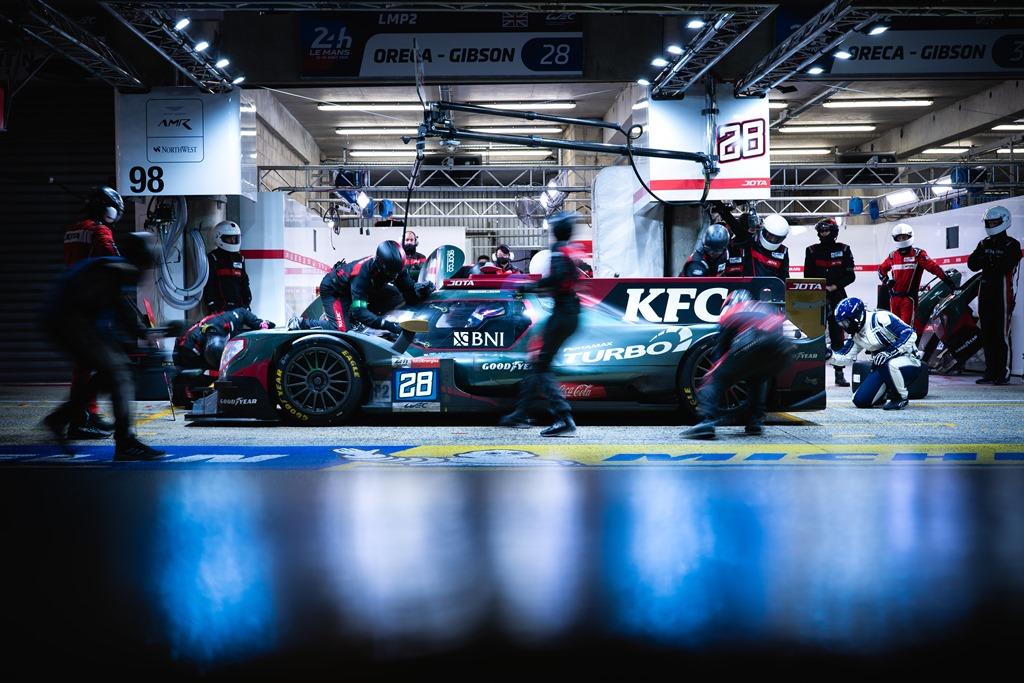 R04 I WEC 2021 I 24H LE MANS I THE RACE